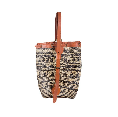 Image of BAG - BORNEO BACKPACK LEATHER