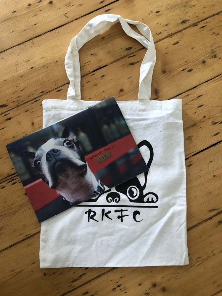 Image of CALENDAR + TOTE BUNDLE