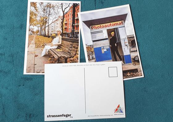 Image of Bianca For Berlin Postcards (Set of 4)
