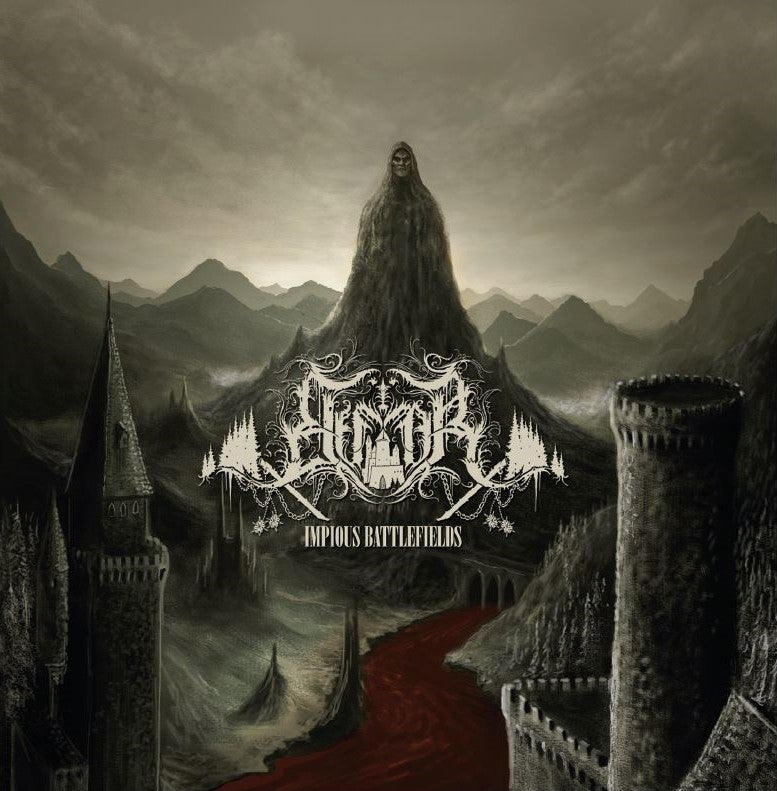 ELFFOR -Impious Battlefields- CD
