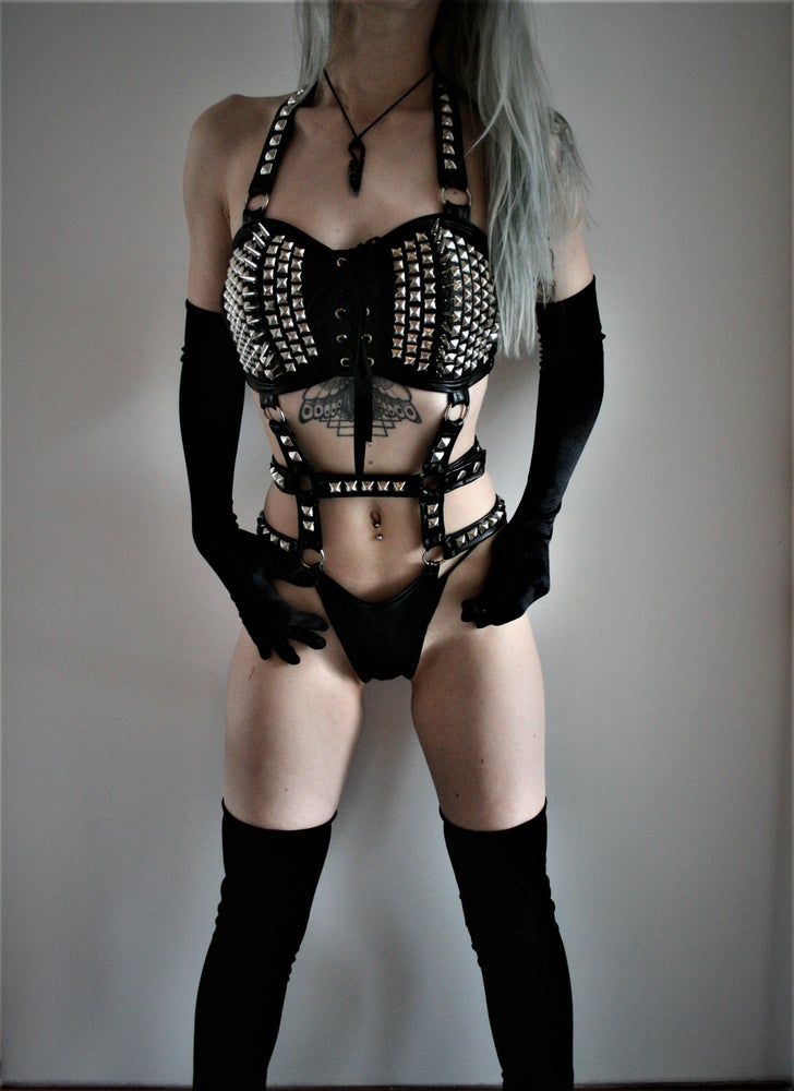 Image of HEAVY METAL BODYSUIT