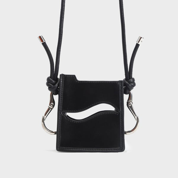 Image of KAKY - 01 Mini Bag Black