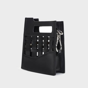 Image of KAKY - 01 Handbag Black