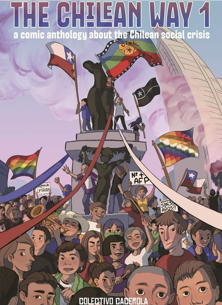 Image of The Chilean Way - Issue #1