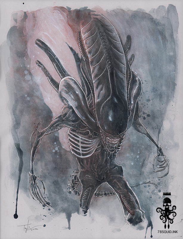 Image of ALIEN XENOMORPH 03