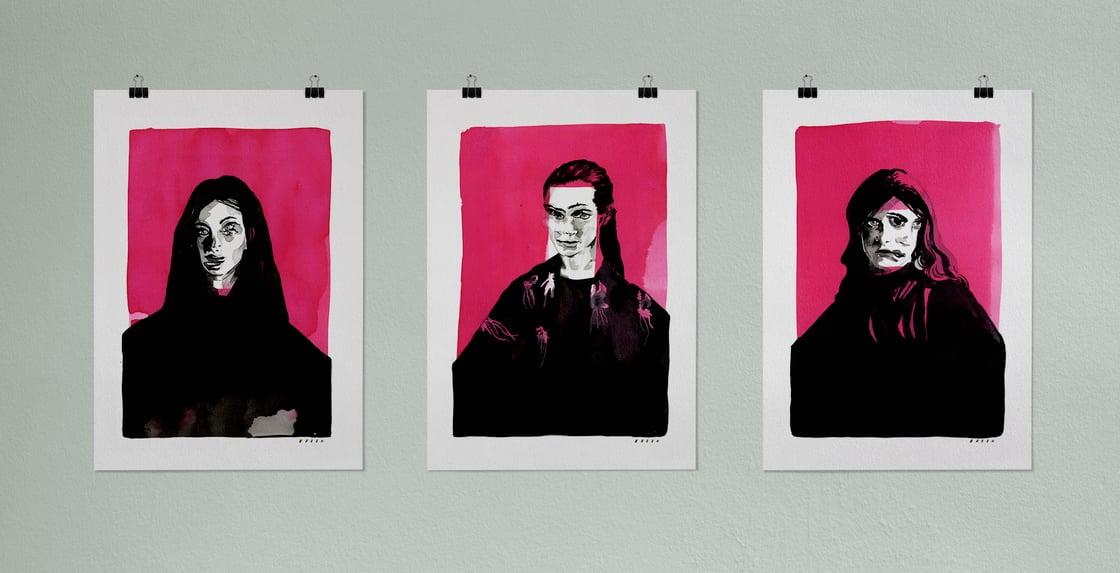 Image of Art prints II