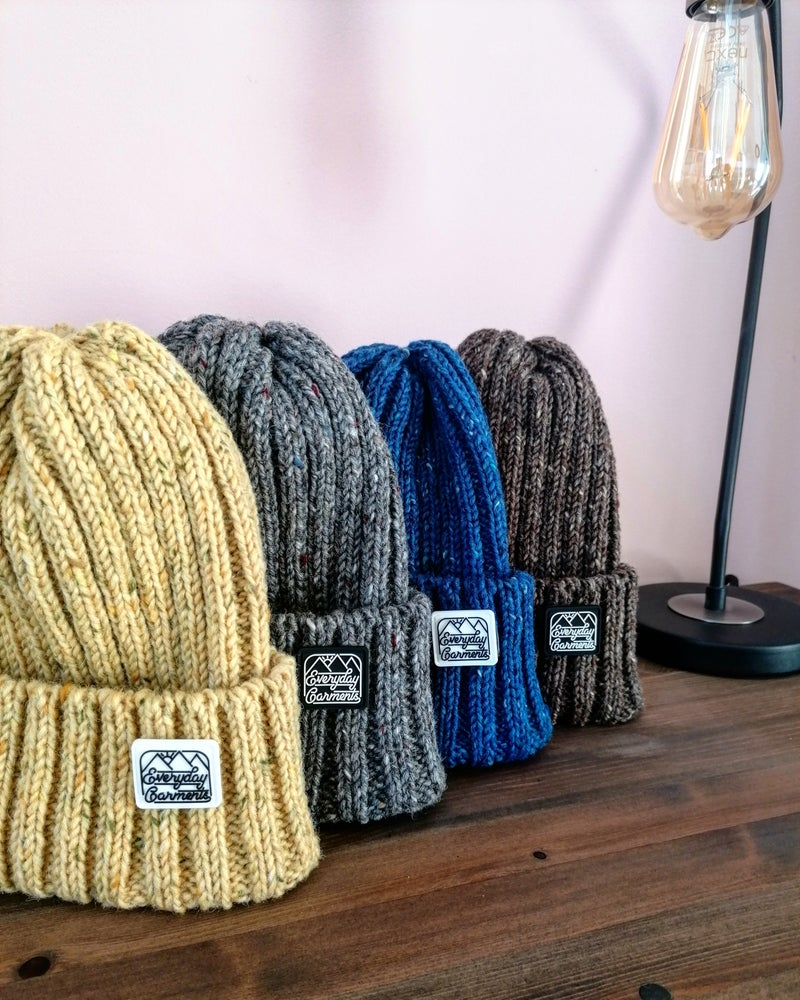 Image of EVERYDAY GARMENTS WOOL HATS....