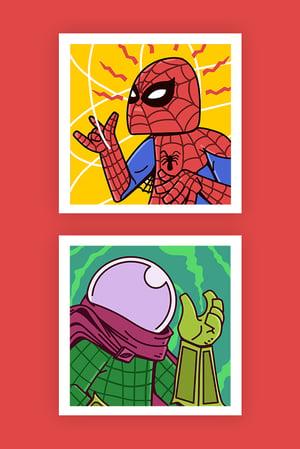 Duo Series - Spider-Man