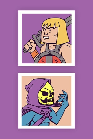 Duo Series - He-Man & Masters of the Universe