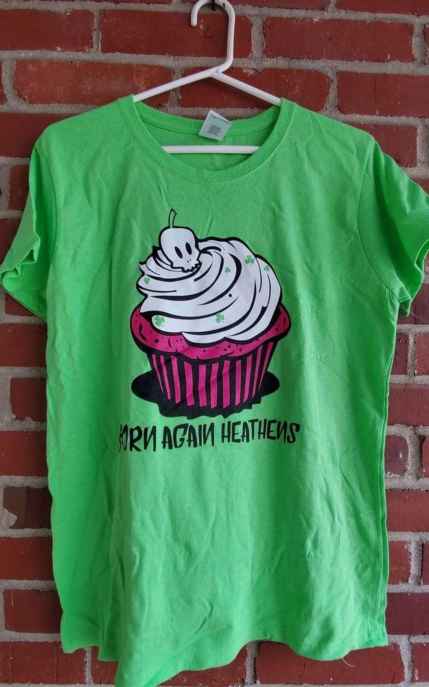 Image of Ladies Cupcake