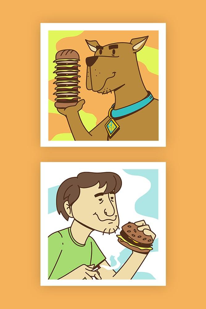 Duo Series - Scooby-Doo