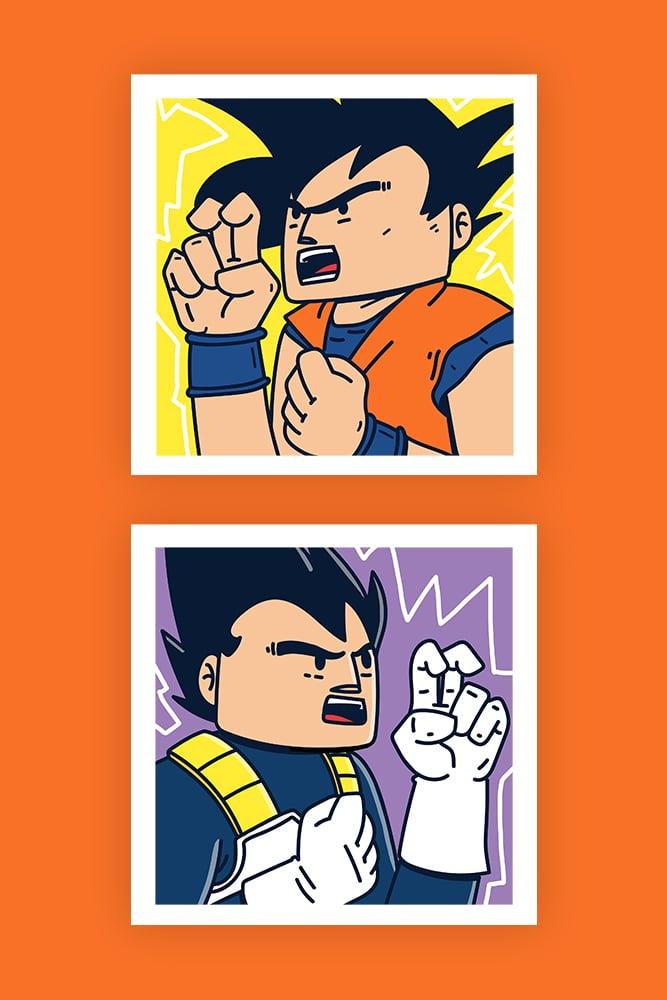 Duo Series - Dragon Ball