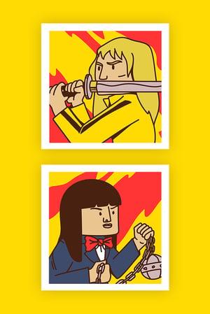 Duo Series - Kill Bill