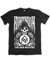 """""""Enthroned by the misanthropic northern dark"""" - T-Shirt"""