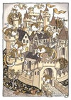 Châteauneuf-du-Chat cards - Pack of 5