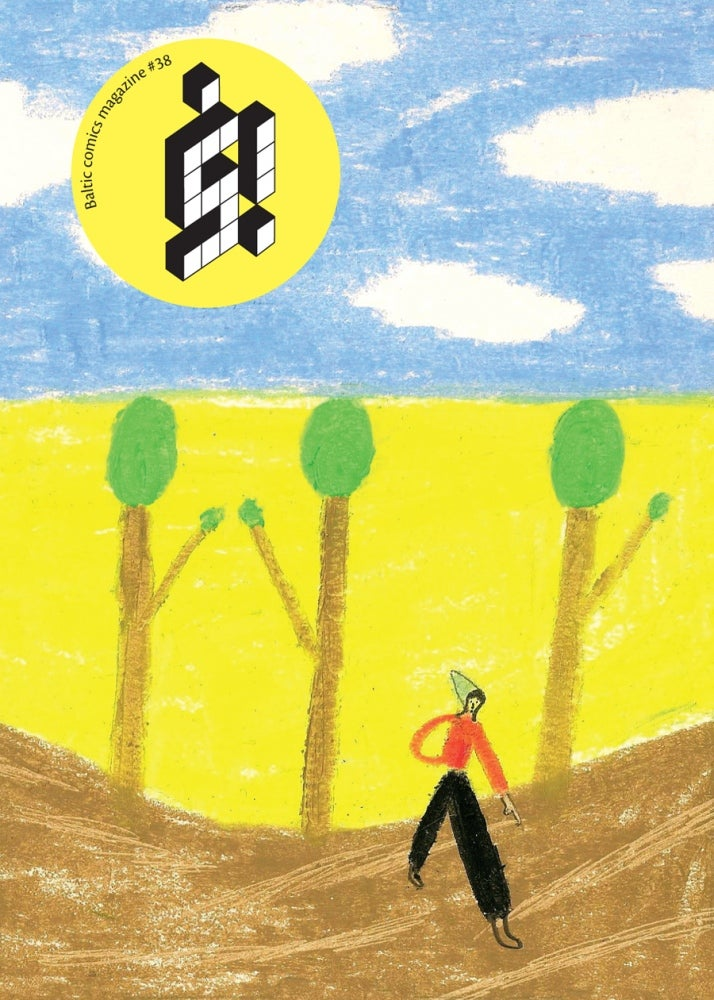 Image of Kuš! #38 'Imperfect Shapes'