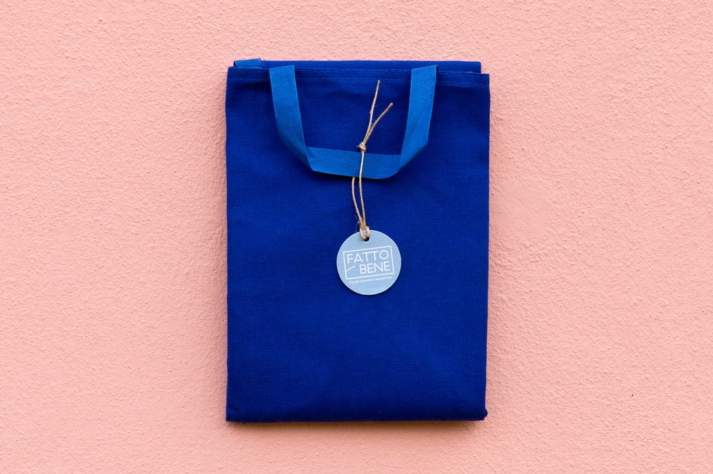 Image of BLAUER SCHURZ / BLUE APRON