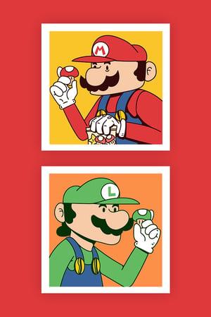 Duo Series - Mario Bros