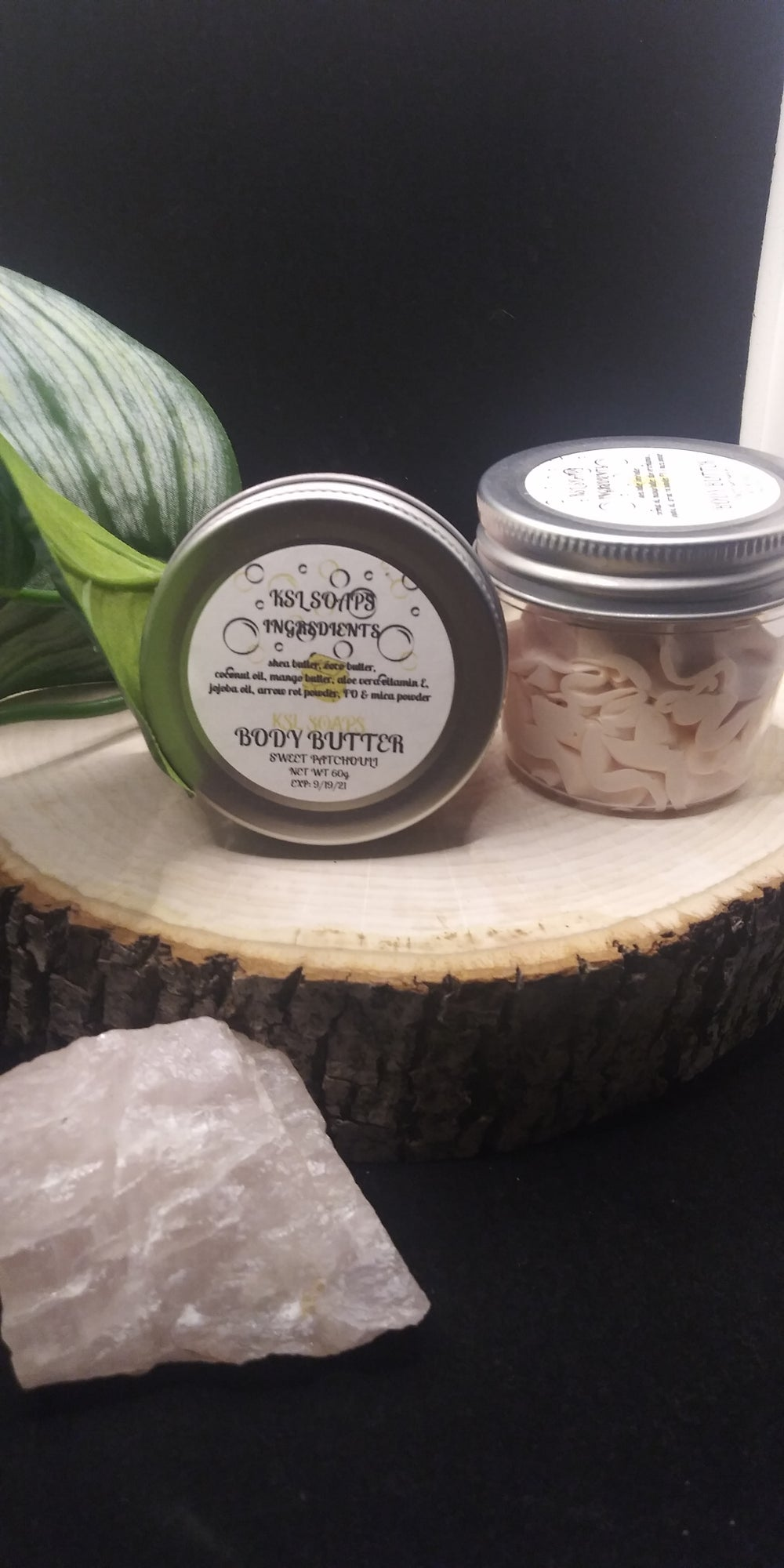 SWEET PATCHOULI BODY BUTTER