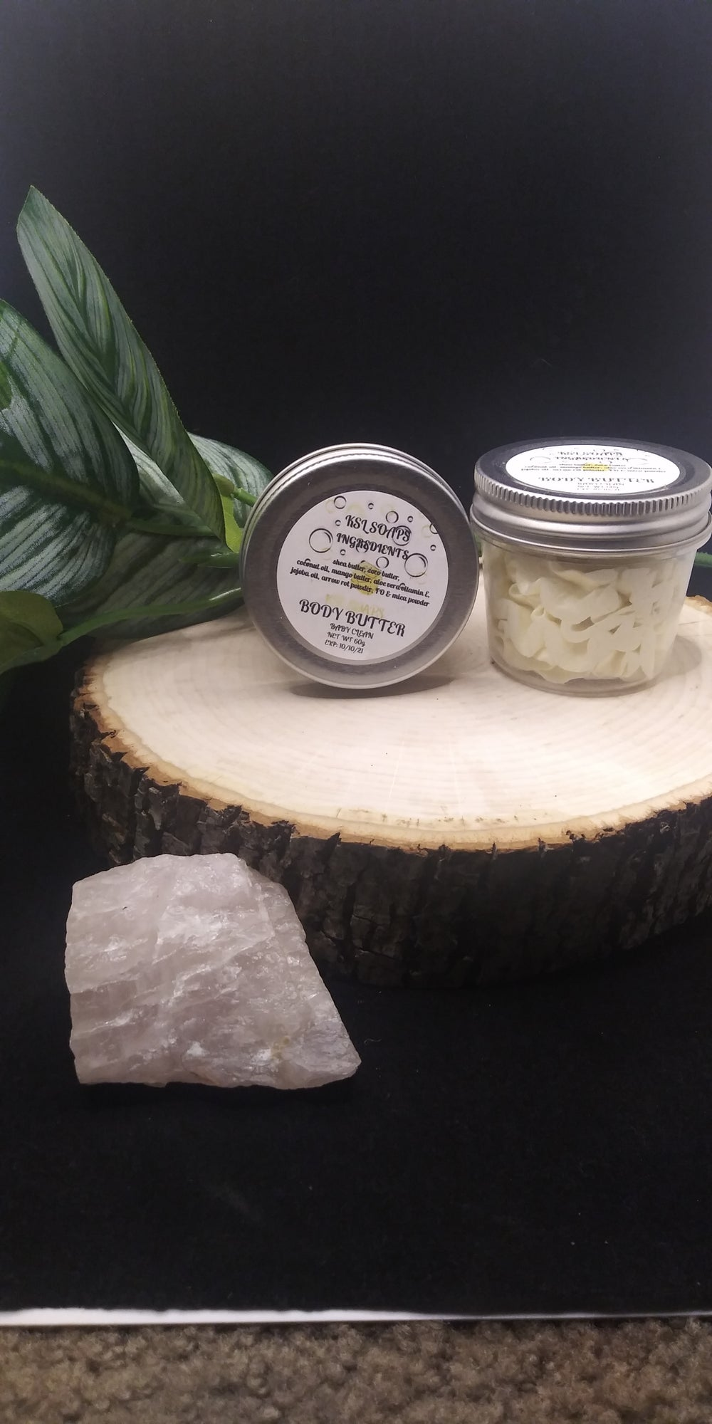 BABY CLEAN BODY BUTTER