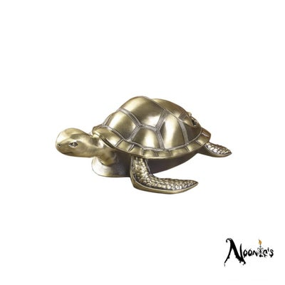 Image of The wise sea turtle ashtray