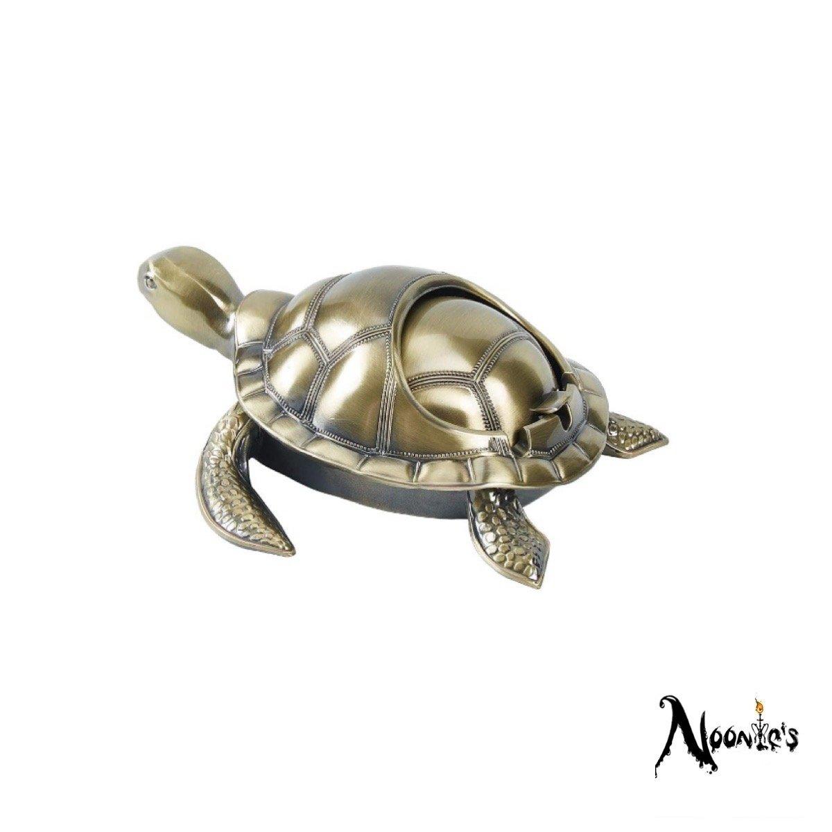 Image of The wise sea turtle ashtray
