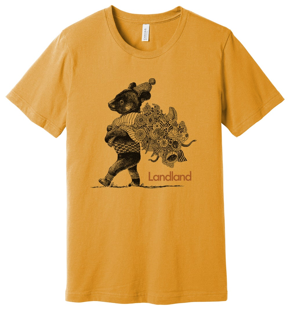 """Lil' guy"" Landland T-Shirts"