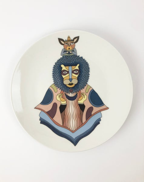 Image of Jundo  / Limited edition plate