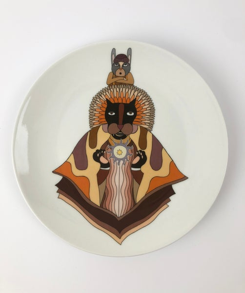 Image of Shindo / Limited edition plate