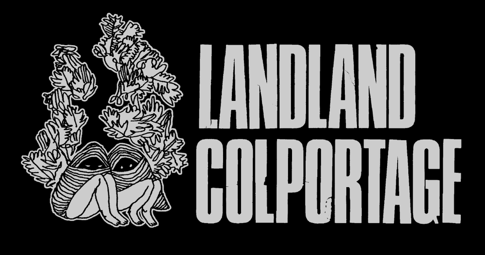 "The ""Landland Colportage"" Logo Shirt"