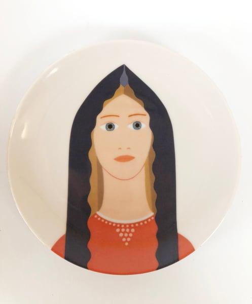 Image of Madonnina della Prosperita / Limited edition plate