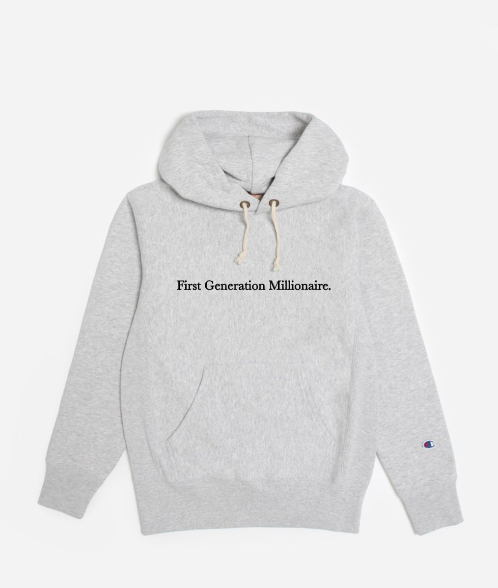 Image of FGM INDI x Champion Collection
