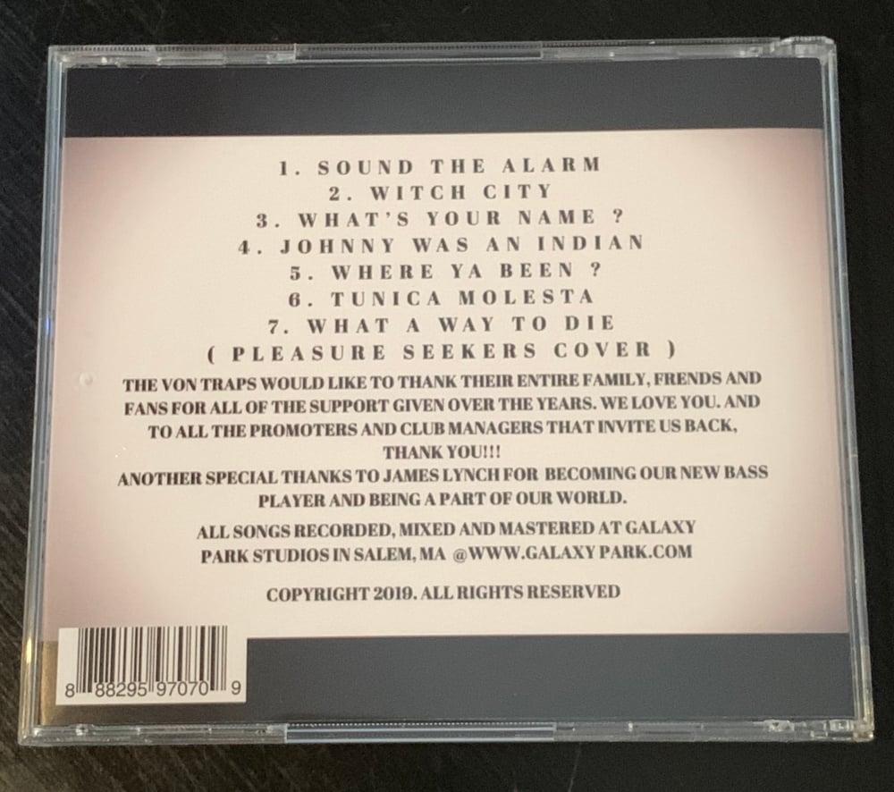 The Von Traps - S/T - CD