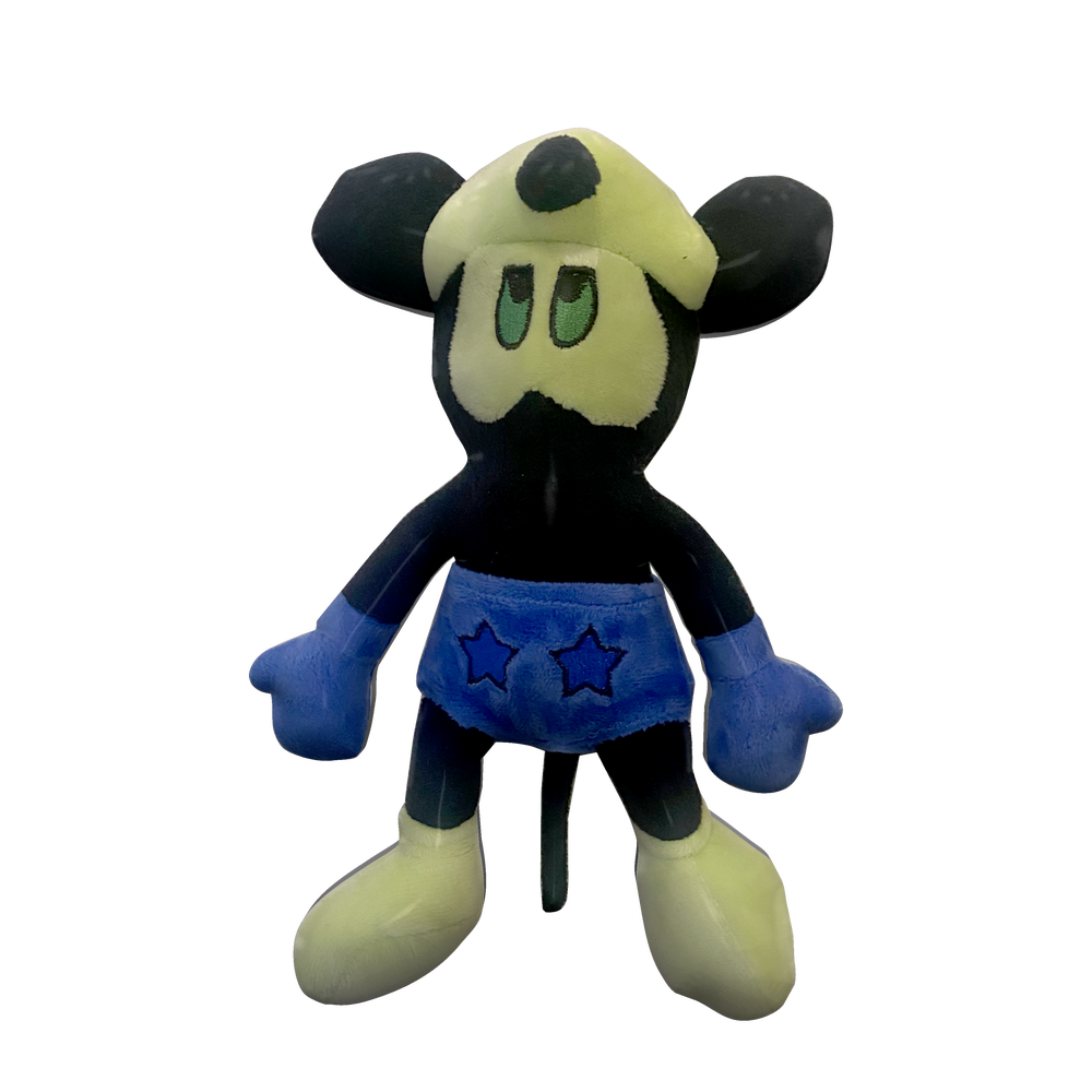 Image of Mad Mouse Plush Toy