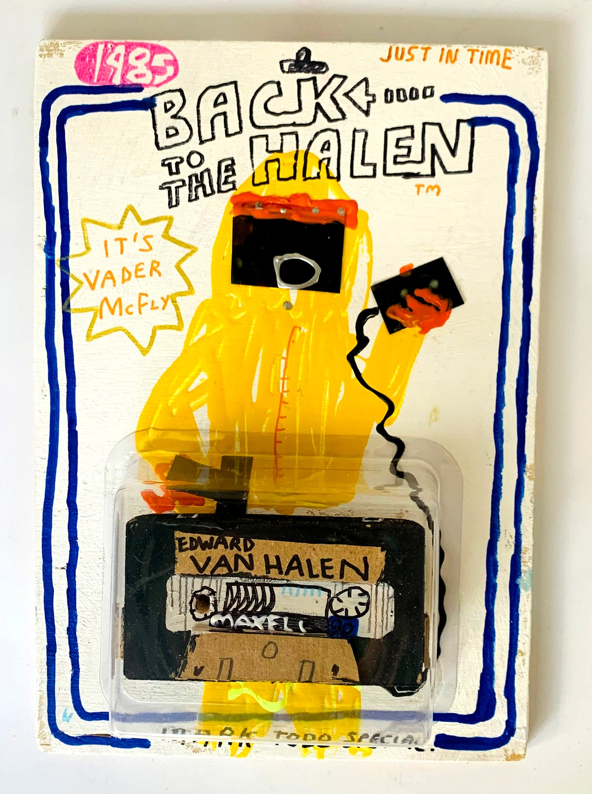 (Mark Todd) Back to the Halen figure