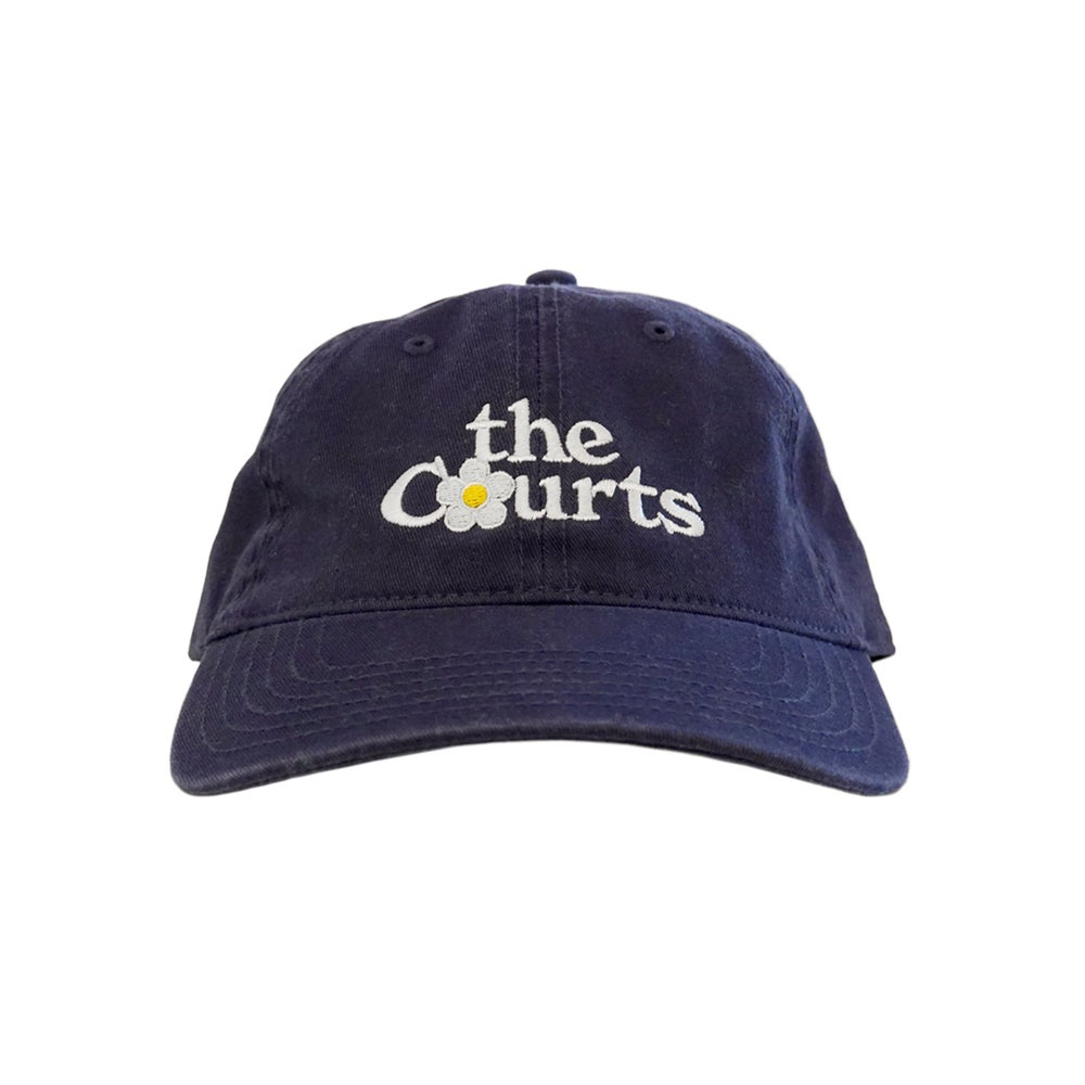 Image of Navy Court Cap