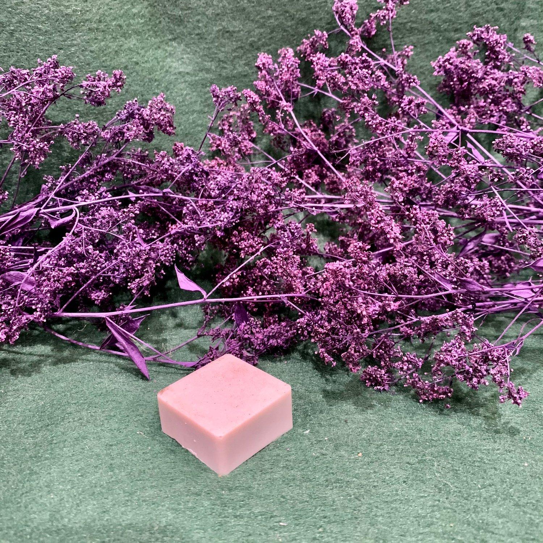 Crackling Birch Square Shea Butter Soap