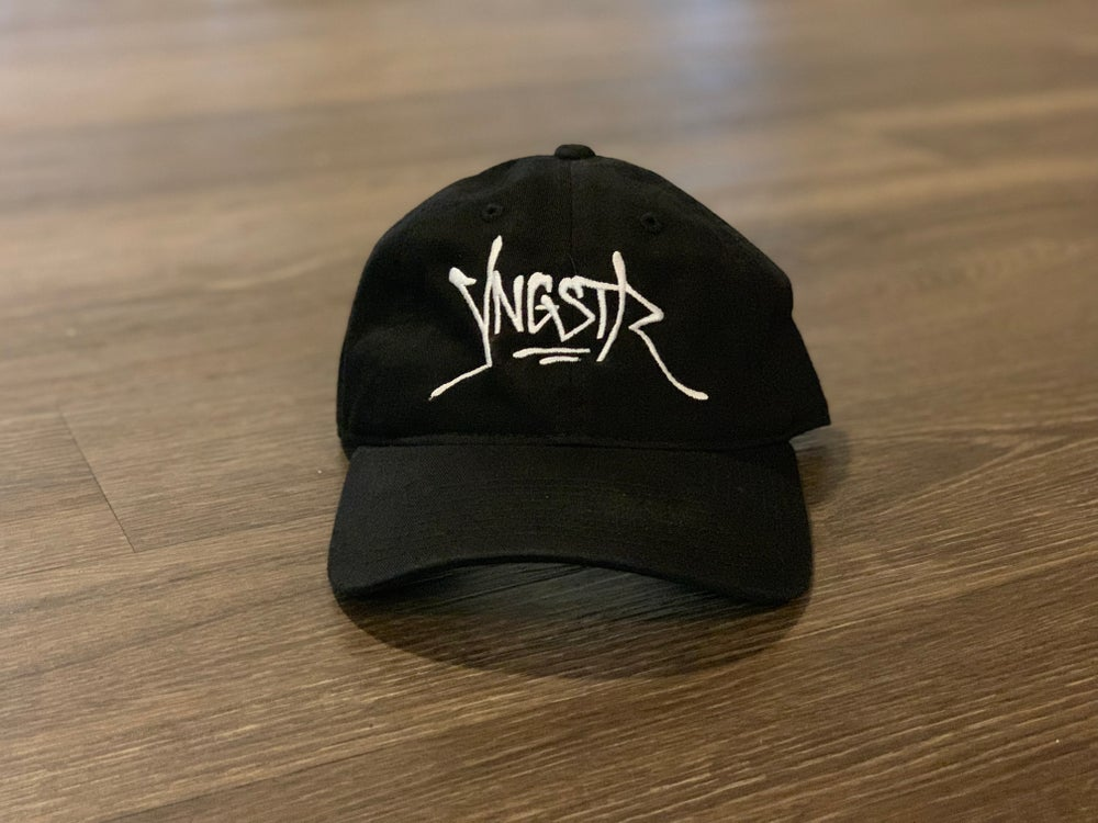 Image of YNGSTR Tag Dad Hat