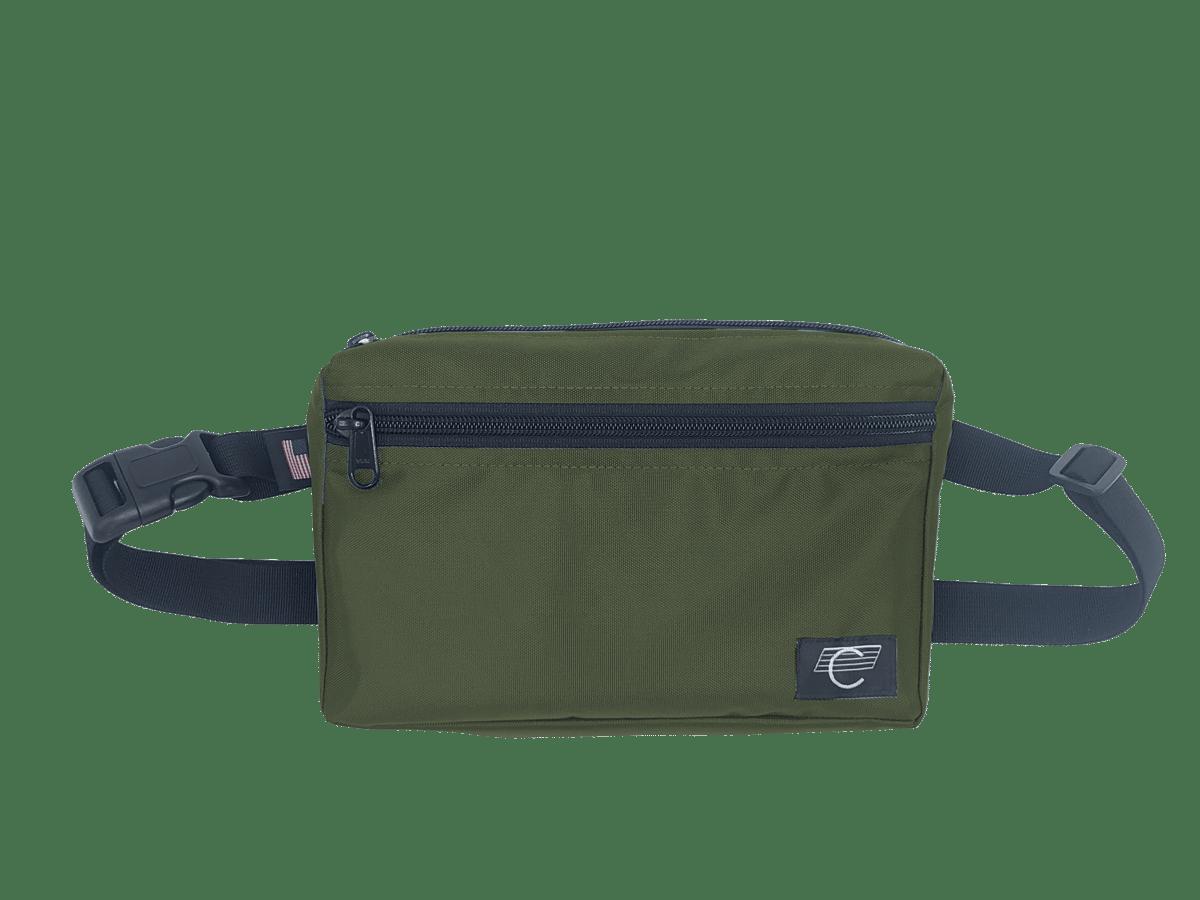Image of Olive Hip bag