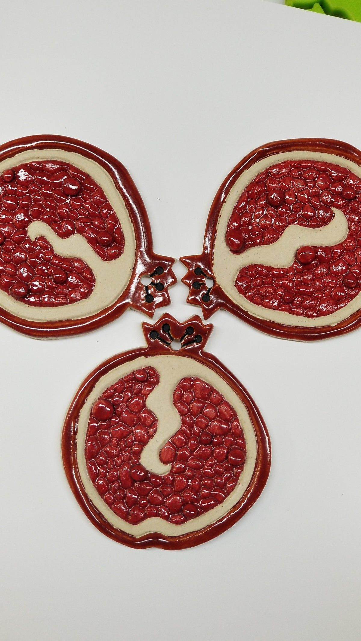 Pomegranate Ornament (2020)