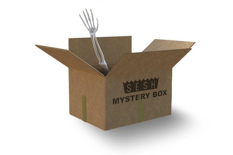 Image of Team Sesh Merch Mystery Box Black Friday !