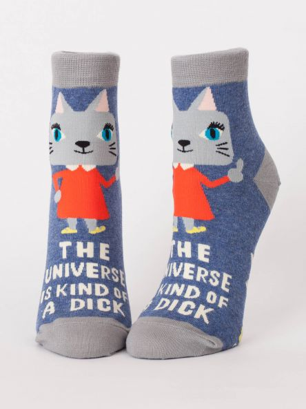 Image of The Universe Ankle Socks