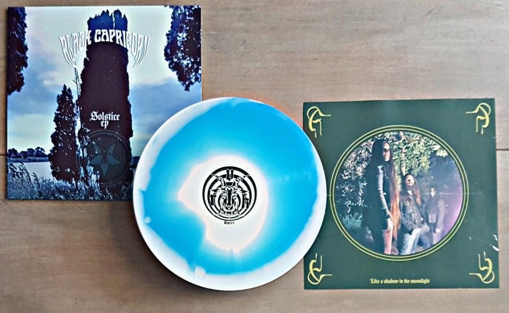Black Capricorn ~ Solstice EP