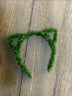 Image of Tinsel Cat Ears