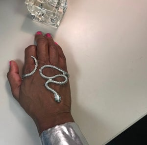 Image of Snake palm ring