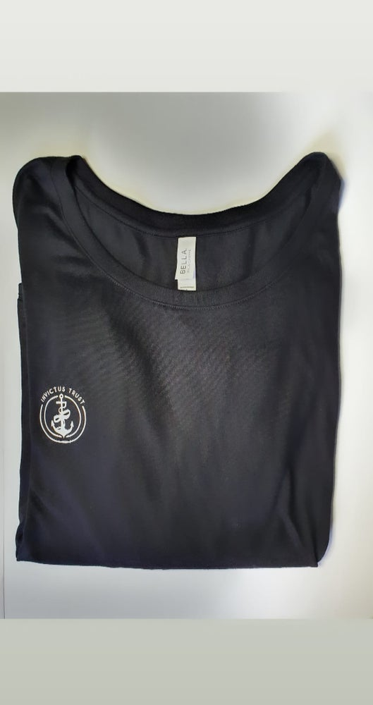 Image of Female wide neck luxe top - Invictus new style