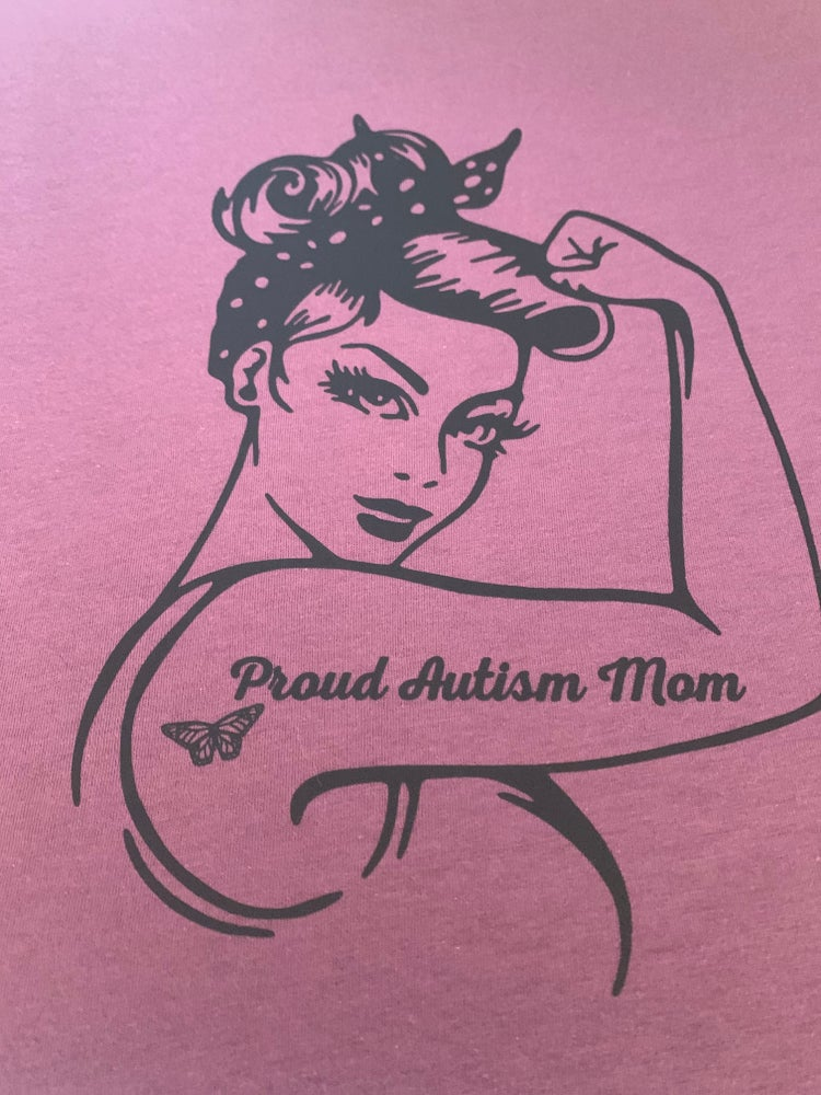 Image of Proud Autism Mom