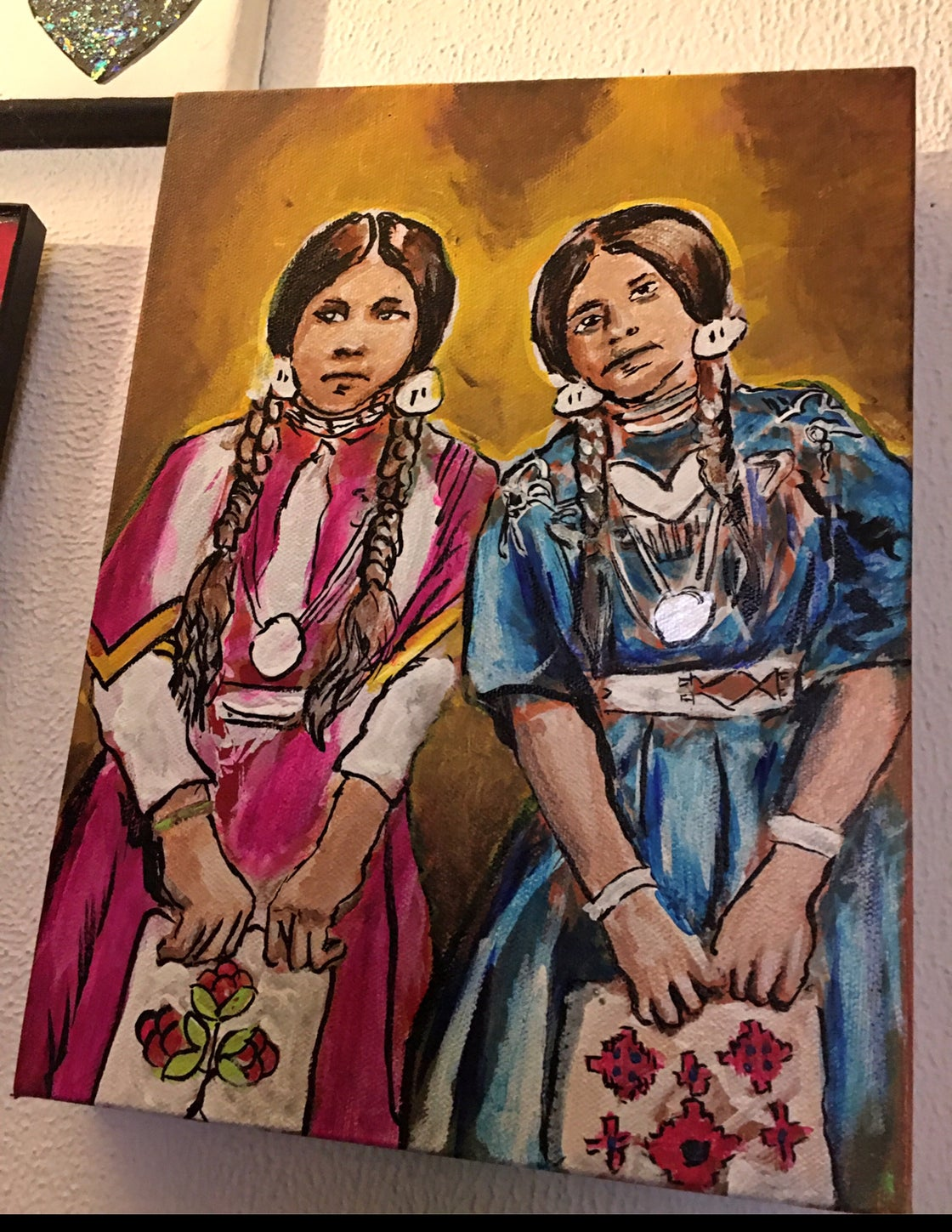 Image of Indigenous Sisters