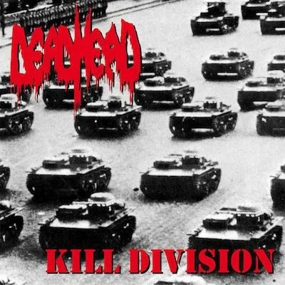 Image of Kill Division 2CD (2020 reissue)