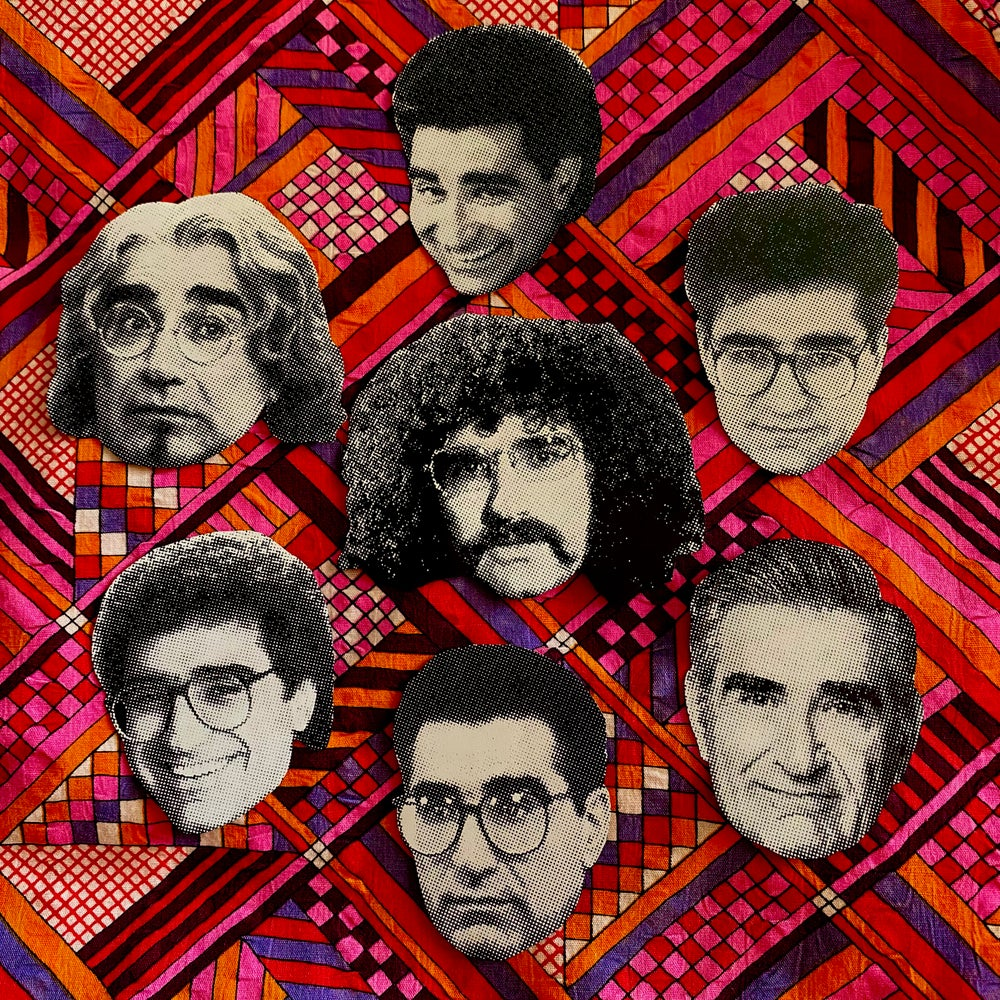 Image of Eugene Levy sticker pack